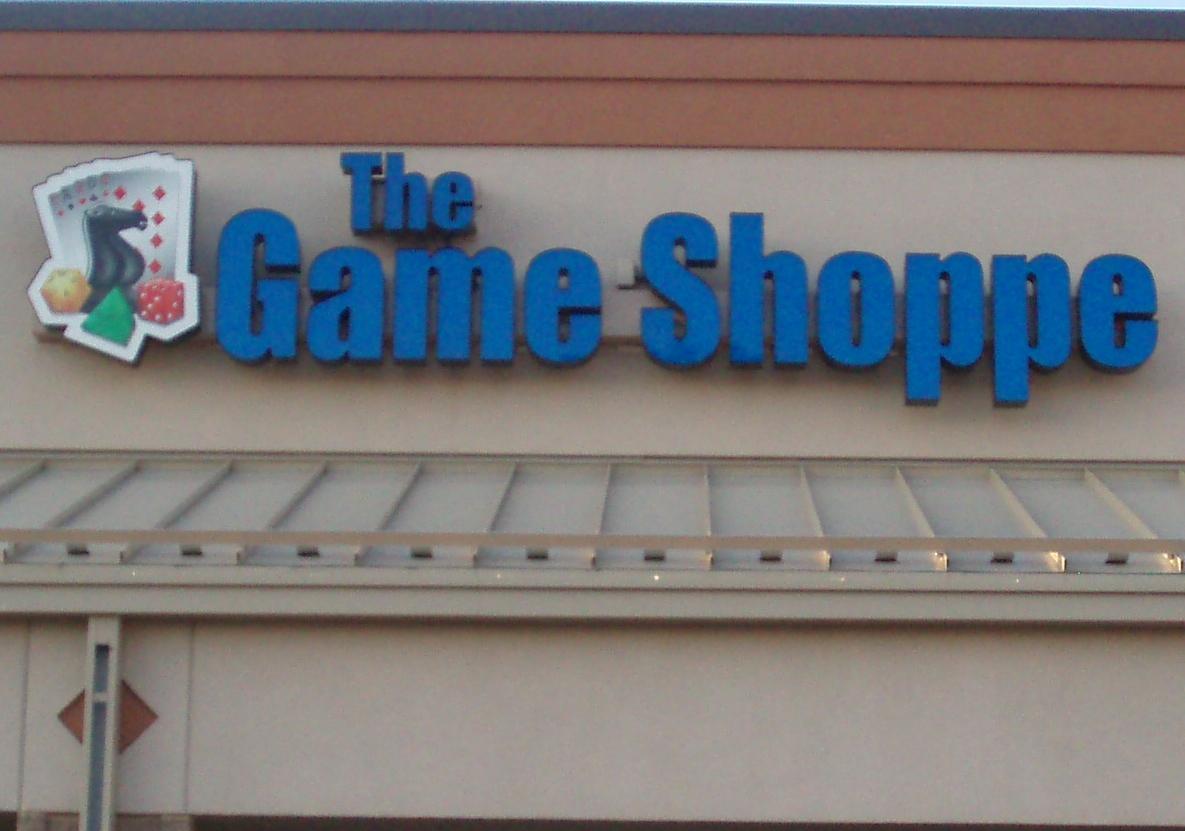 Omaha Tour Stop #2: Game Shoppe